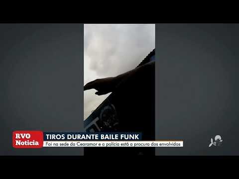 Torcedor Dispara Tiros Para O Alto Durante Baile Funk Da Torcida Do Ceará; Vídeo