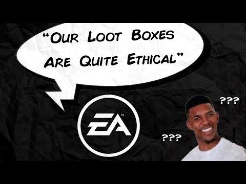 EA Lies about