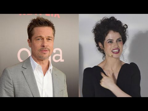 brad pitt dating mit professor