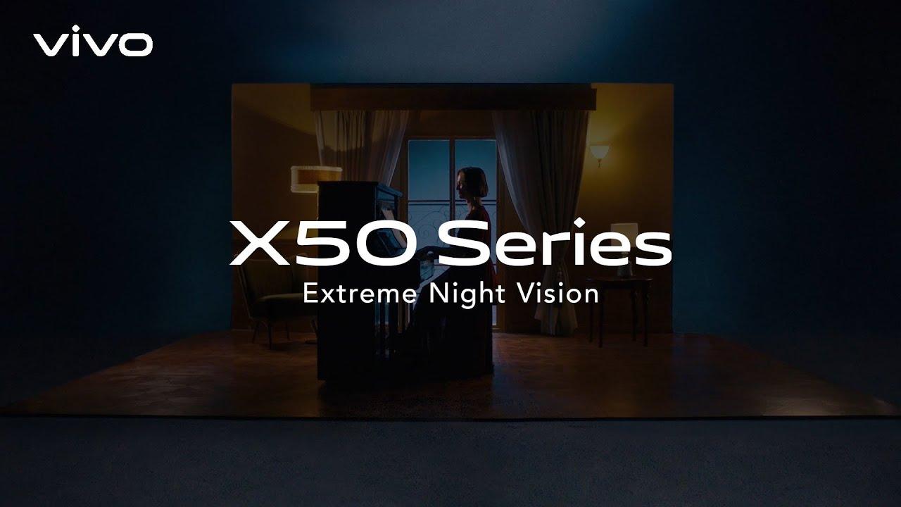 vivo X50 Series | Extreme Night Vision