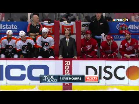 06.04.2016 Philadelphia Flyers @ Detroit Red Wings