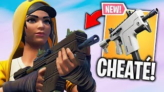 THE NEW MITRAL PISTOLET A RAFALE IS CHEAT! 🔥 THE BEST OF FORTNITE#162