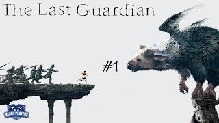Ready Players Play The Last Guardian - Part 1