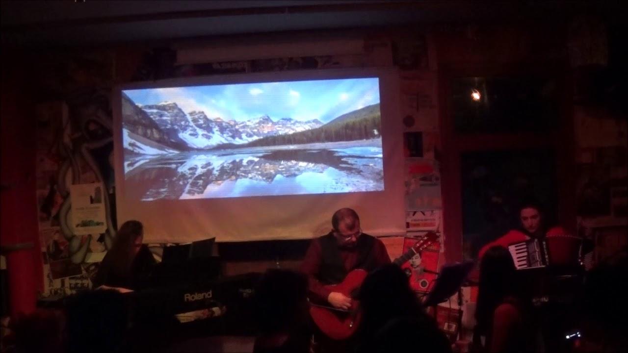Βόλτα στη λίμνη live Ιωάννινα-Ονειρόδρομοι στο Θυμωμένο Πορτραίτο-Ioannina School of Music