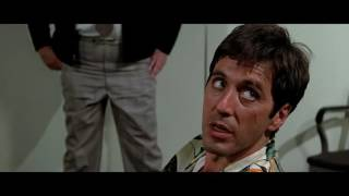 First And Last - SCARFACE (Brian De Palma, 1983)