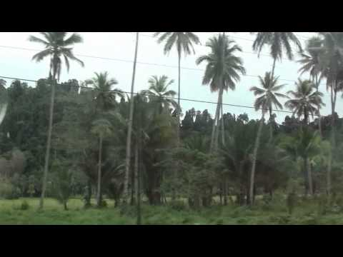 Traveling through Mindanao, Philippines