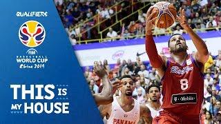 Puerto Rico v Panama - Full Game - FIBA Basketball World Cup 2019 - Americas Qualifiers