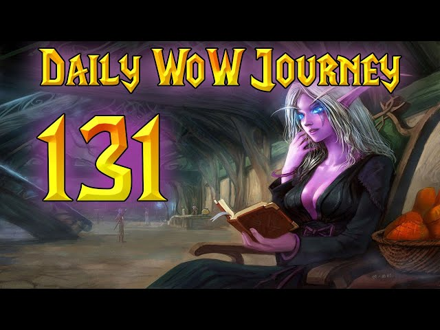 World of Warcraft: Shadowlands - Welcome to Shadowlands! | Daily WoW Journey #131