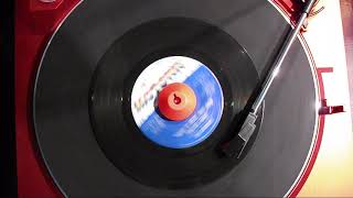 ()))MONO((() The Supremes - Love Is Here And Now You're Gone - Vinyl 45 rpm - 1967
