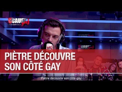 Piètre découvre son côté gay - C'Cauet sur NRJ