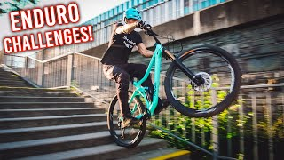 ENDURO MTB URBAN CHALLENGES!