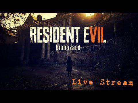 Resident Evil 7 Demo Live(Tamil Commentary)