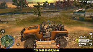 Rules Of Survival: The Sons of God (TSoG) E36 - O2-O2