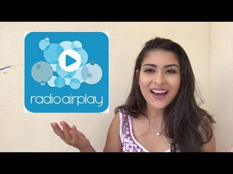Sua música para o MUNDO- Radioairplay.( Rádio online)