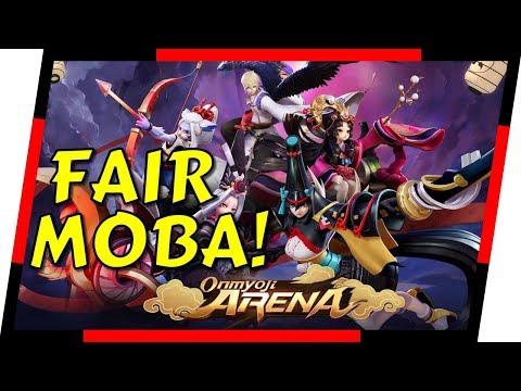 Onmyoji Arena - NEW BEST MOBILE MOBA? | MGQ Ep  103 - YouTube
