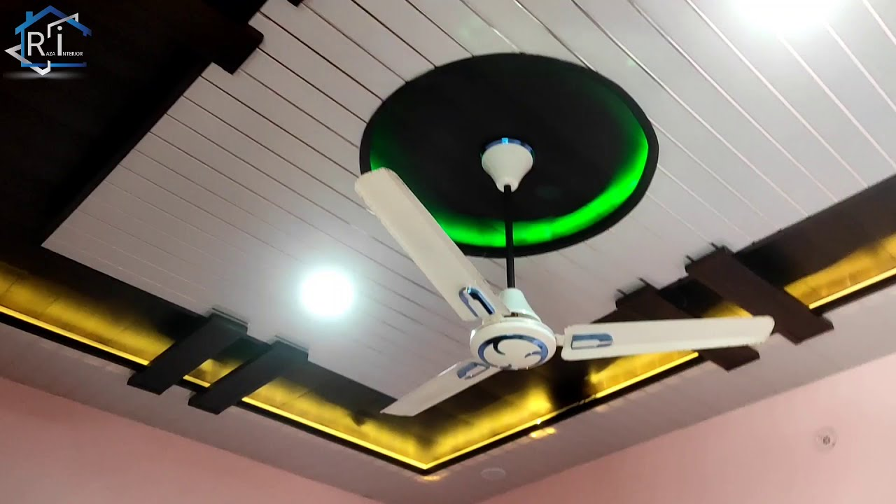 Pvc ceiling Design For Bedroom    New False ceiling design ...