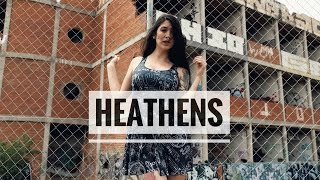 Twenty One Pilots - Heathens   Bely Basarte