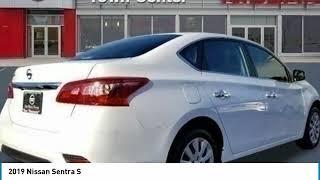 2019 Nissan Sentra Used 2019 Nissan Sentra S 190135