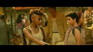 Egyptian scene in X Men Apocalypse 2016