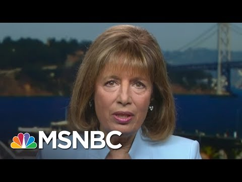 Rep. Jackier Speier: Devin Nunes Is A 'Puppet Of The President' | For The Record | MSNBC