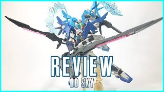 HGBD 1/144 Gundam 00 Sky & Gundam 00 Sky (Higher than Sky Phase) from Gundam Build Divers by Bandai. Đây là bài review ngắn về GN-0000DVR/S ...
