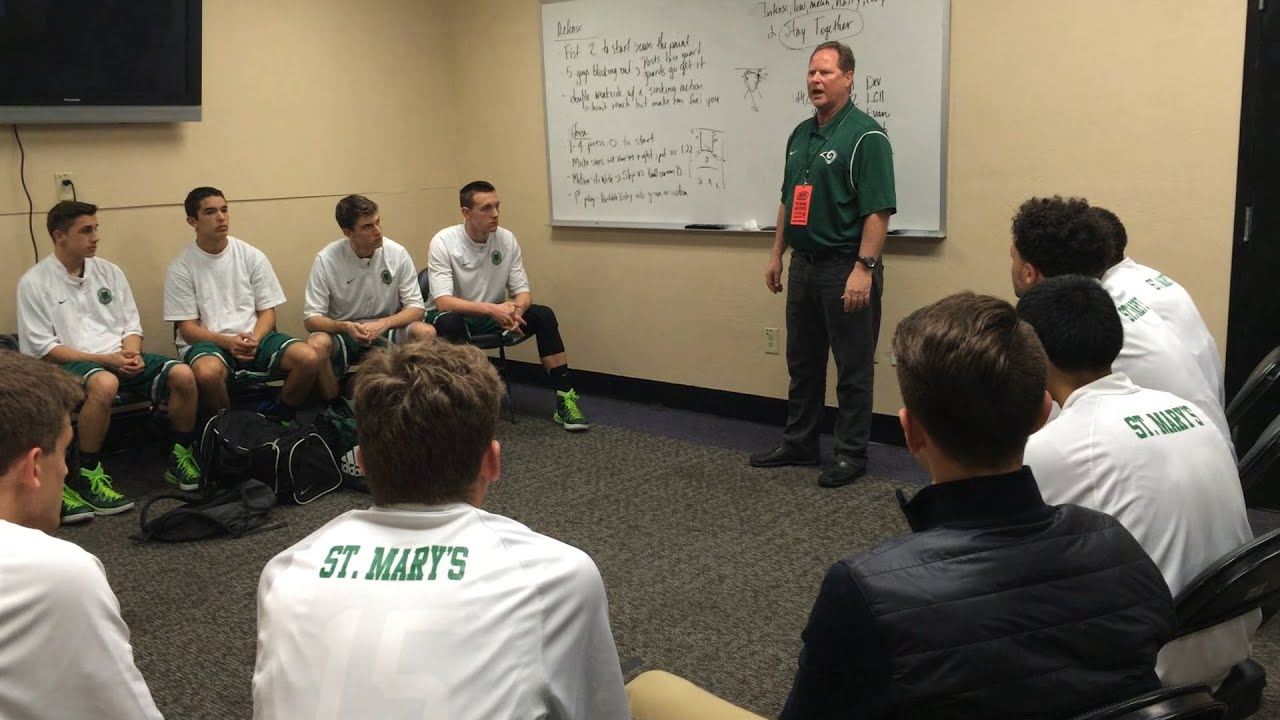 Journey to Sleep Train Arena: All-Access with St. Mary's ...