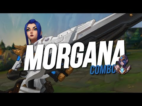 Doublelift - CAITLYN MORGANA COMBO (DOCTORS HATE THIS)