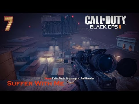 SUFFER WITH ME -- Call of Duty  Black Ops II