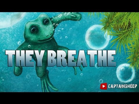 เกมอินดี้ - They Breath - กบ แกะ กะพรุน [Thai/ไทย]