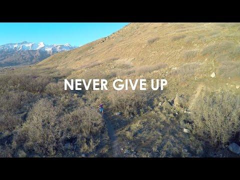 Trail Run Motivation – DJI Phantom 2