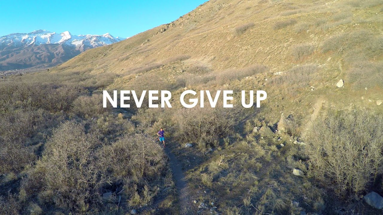 Trail Run Motivation Dji Phantom 2 Youtube