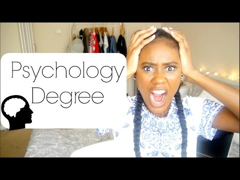 ALL ABOUT:PSYCHOLOGY DEGREE | TIPS & EXPERIENCE IN UNI | 2016