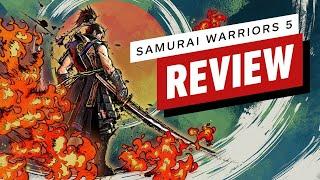Samurai Warriors 5 Review (Video Game Video Review)