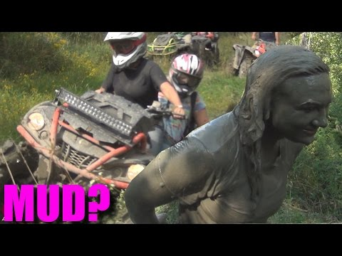 FINDING MUD?....RIDE FOR RYAN PT 2!