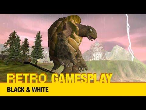Retro GamesPlay: Black & White