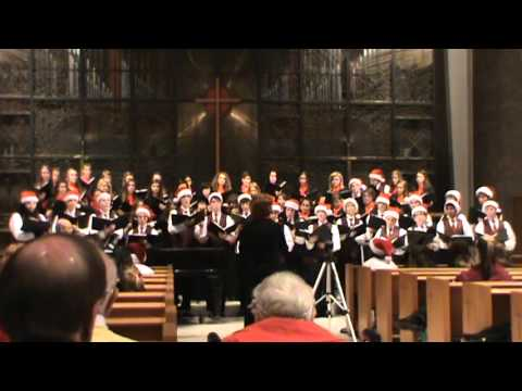 The Time of Snow,  Bob Chilcott, Capital District Youth Chorale, Senior Chamber Mixed Choir