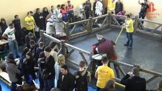 Russia St Petersburg HBM 3vs3 Second League 9fight Выжатый Лимон  vs Шарнхорст 2