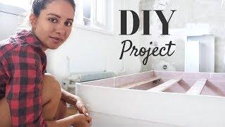 видео Как покрасить мебель в белый цвет в домашних условиях