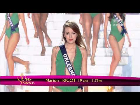 Miss France 2009 Swimsuit Competition