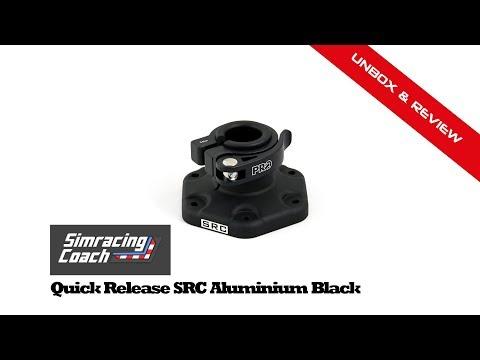 Unbox y Review Quick Release SRC Aluminium Black