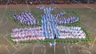 Sports day dance - STD 5&6 SBOA JC - Choreography by Divya Sitara