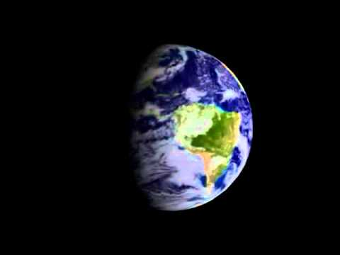 Download Animation clip of the Earth by Levi Dean