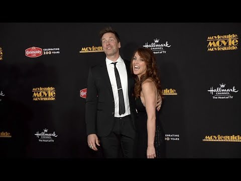 Paul Greene and Kate Austin 2019 Movieguide Awards Red Carpet