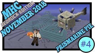 WHERE IS EVERYONE?! Minecraft Hardcore Challenge! November 2018 DAY 4!