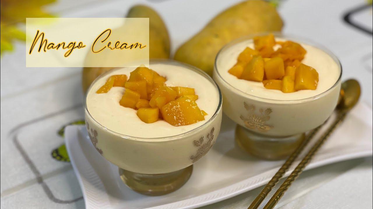 Download Mango cream Haji Ali style   easy summer recipes   Treasured Table