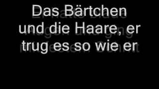 Wolfgang Ambros - Alfred Hitter (Lyrics)