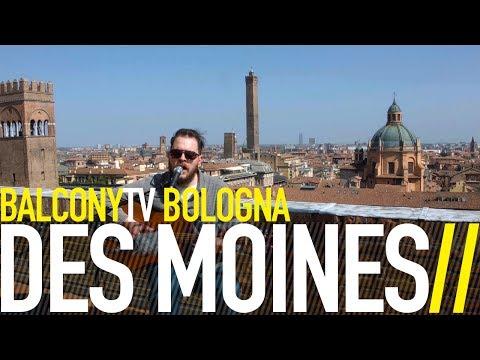 DES MOINES - LOVE IN VAIN (BalconyTV)
