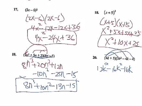 Algebra 1 Review Study Guide - Online Course / Basic ...