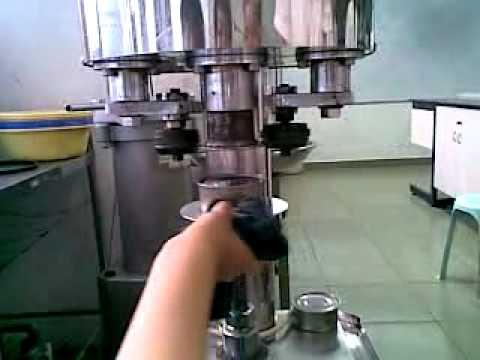 máy ghép nắp HUI