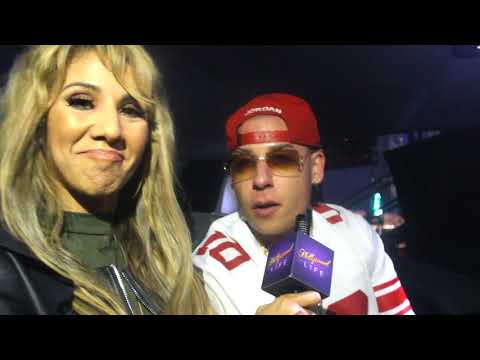 Cosculluela interview by Leila Ciancaglini at Los dells Festival